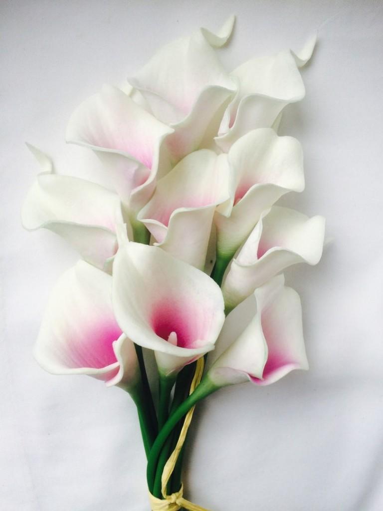 Сенсорный латекс для цветов своими руками